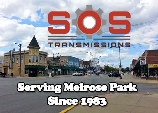 Transmission Repair Melrose Park